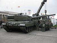 Leopard 2A4 Austrian