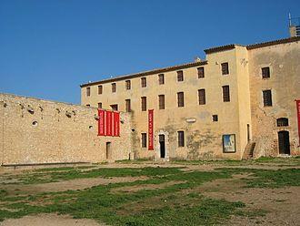 Île Sainte-Marguerite - Image: Lerins iron mask prison
