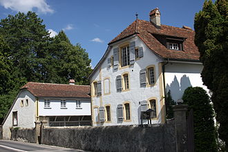 Haut-Vully - Les Rondas House