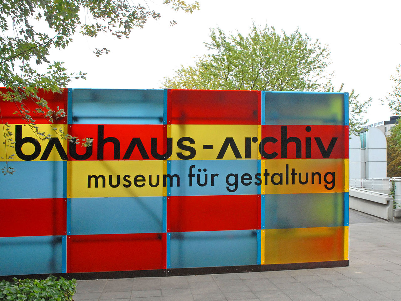 Bauhaus Archives, Berlin