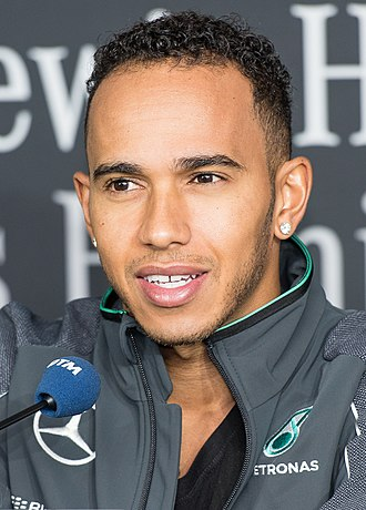 2015 Formula One World Championship - Lewis Hamilton successfully defended his title after winning the United States Grand Prix