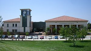 Fontana Lewis Library & Technology Center