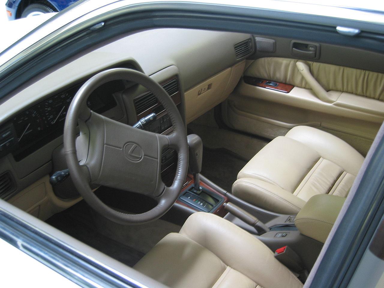 File lexus es250 interior jpg