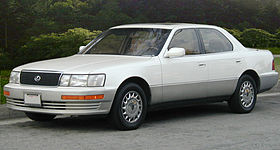 Image result for 1993 lexus ls400