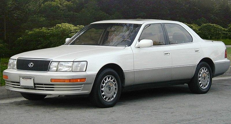 Acura Legend (1991 95) 1991 Shown