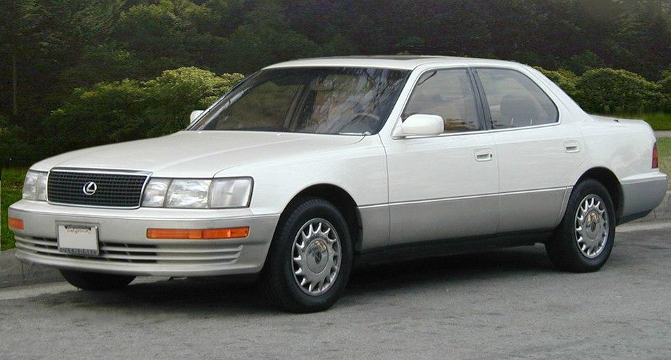 Lexus LS 400 UCF10 I