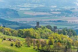 Liebenfels Hoch-Liebenfels Burgruine NW-Ansicht 25042017 5114.jpg