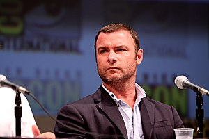 English: Liev Schreiber at 2010 Comic-Con Inte...
