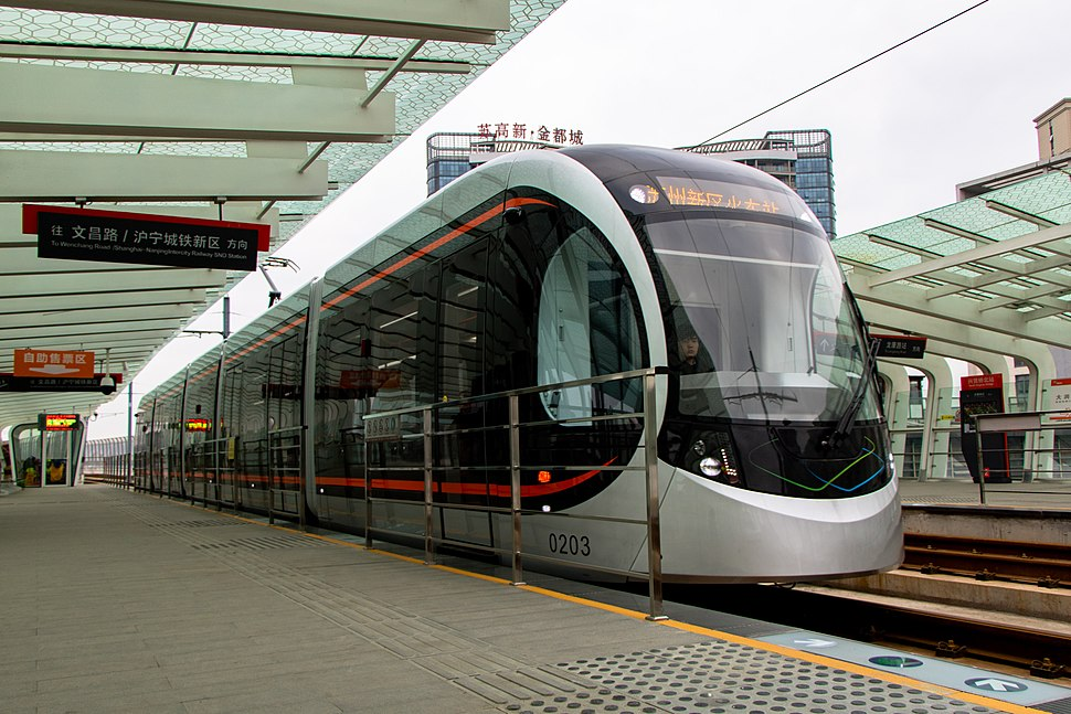 Line 2, Suzhou Tram