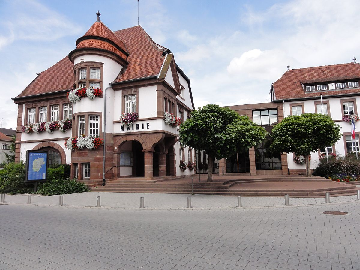Lingolsheim wikip dia - Piscine municipale exterieure strasbourg ...