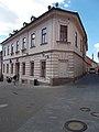 Listed Panakoszta house in Dobó Street, Eger, 2016 Hungary.jpg