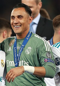 Image illustrative de l'article Keylor Navas