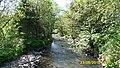 Llynfi river, just before it joins Ogmore river, Aberkenfig - geograph.org.uk - 1974910.jpg