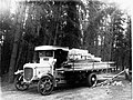 Loaded Timber Lorry Leaving Cave Range Forest for Naracoorte(GN08429).jpg