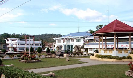The town center of Loboc, Bohol. Loboc Bohol 1.jpg