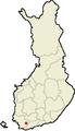Location of Suomusjärvi in Finland.png