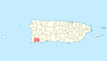 Locator map Puerto Rico Lajas.png