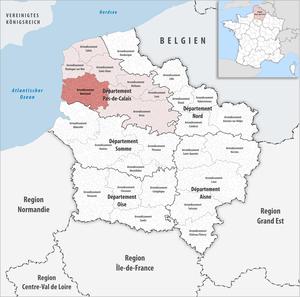 Arrondissement of Montreuil - Image: Locator map of Arrondissement Montreuil