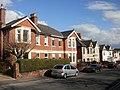 Lodge Road houses, Caerleon - geograph.org.uk - 1754084.jpg