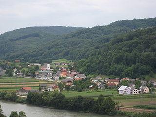 Log, Sevnica Place in Lower Carniola, Slovenia