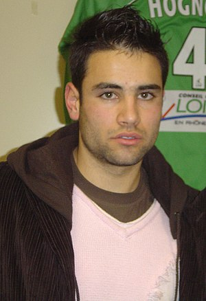 AS Saint-Étienne - Loïc Perrin is the current captain of Saint-Étienne.