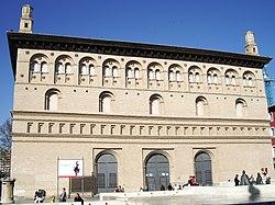 Arquitectura renacentista de zaragoza wikipedia la enciclopedia libre - Arquitectura en zaragoza ...