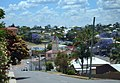 Looking over 5 ways roundabout from Carlton hill road. - panoramio.jpg