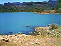 Los Cerados blue water lake - panoramio.jpg