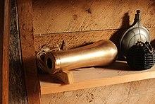 Loshult canon, Middelaldercentret.jpg