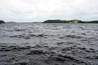 Lough Key - Image: Lough Kee 1736