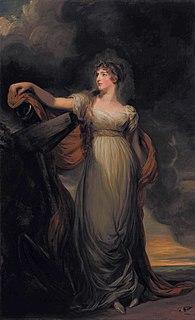 Louisa Montagu, Countess of Sandwich British countess
