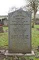 Lowe gravestone, Holy Trinity, Wavertree.jpg