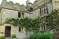 Lower Courtyard - Haddon Hall - Bakewell, Derbyshire, England - DSC02476.jpg