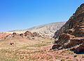 Lower canyon landscape at Petra.jpg