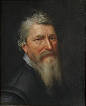 Papenbroek Collection - Lubbert Gerritsz. Yserman, one of the paintings in the collection