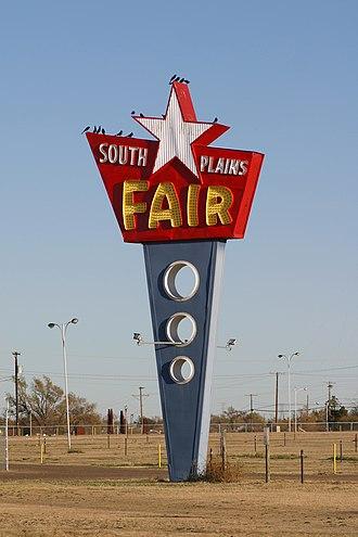 South Plains - Image: Lubbock County South Plains Fair 2010