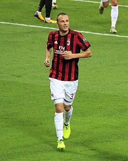 Luca Antonelli Italian footballer