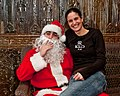 Lucky Gal and Bad Santa, at Jamian's Bar, Red Bank, New Jersey (4217533756).jpg