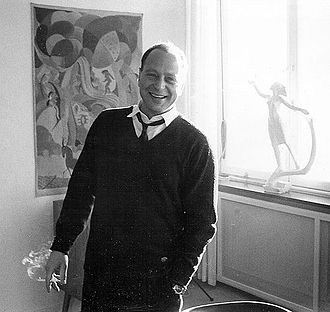 Lukas Bonnier - Lukas Bonnier in the early 1960s.