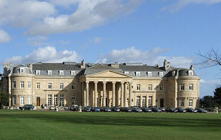 Luton Hoo Grade I listed English country house in Central Bedfordshire, United Kingdom