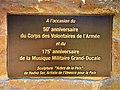 Luxembourg, Arbre de la paix, plaque.jpg
