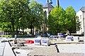 Luxembourg, bd Roosevelt, place devant anc. Ste Sophie (2).jpg