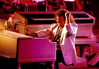 Billy Powell - Powell in 2007