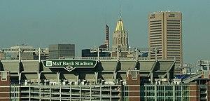 Camden Yards Sports Complex - Image: M&T Bank Stadiumbaltimore