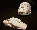 Màscara mortuòria de Vicent Blasco Ibàñez, Fontana Rosa, Menton, 28 de gener de 1928.jpg