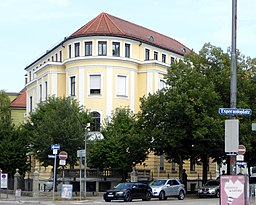 Esperantoplatz in München