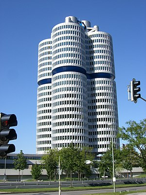 BMW - BMW headquarters in Munich
