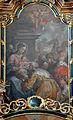 Münsterlingen Klosterkirche Seitenaltar links Altarblatt Anbetung der Könige.jpg