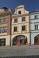 Měšťanský dům (Hradec Králové), Velké nám. 133.JPG
