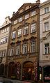 Měšťanský dům (Malá Strana), Praha 1, Nerudova 14, Malá Strana.JPG